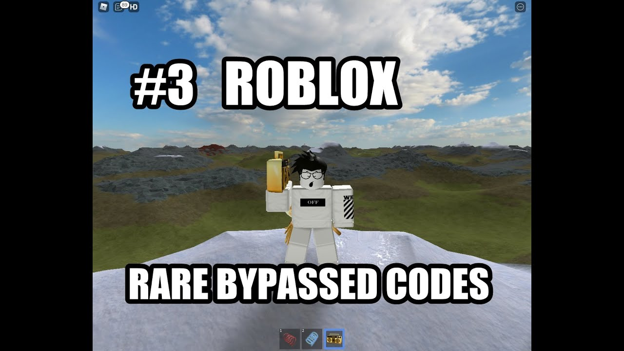 Trapanese Roblox Id Bypassed July 2020