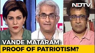Must Sing Vande Mataram Says Court: Do People Need To Prove Their Patriotism?