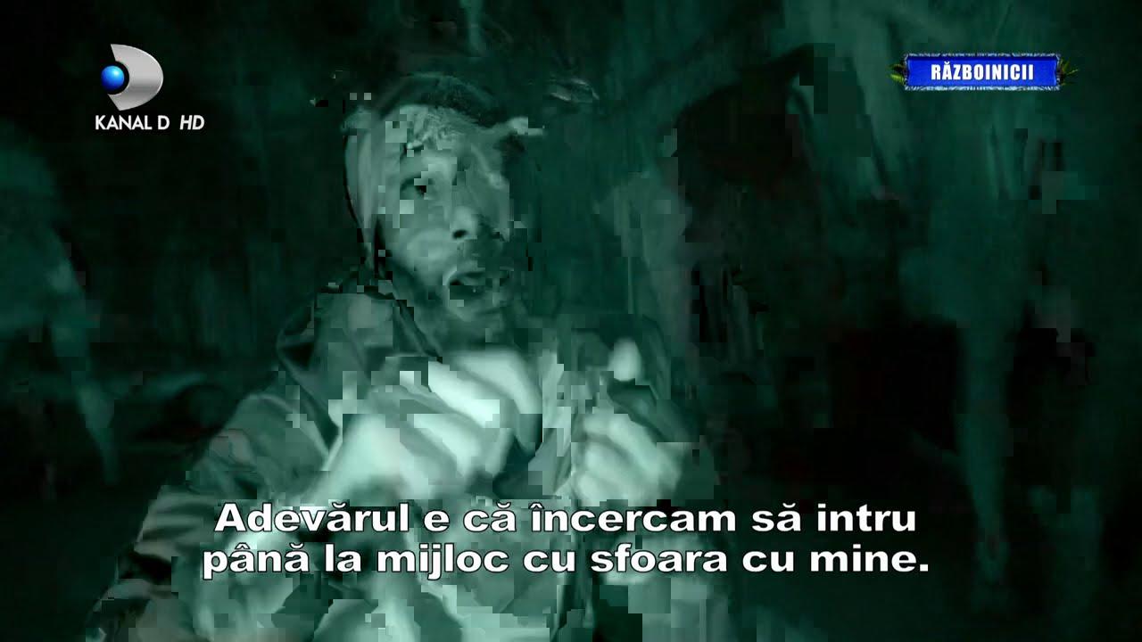 Survivor - Tensiuni grave in tabara Razboinicilor! Musty, pus la zid de colegi!