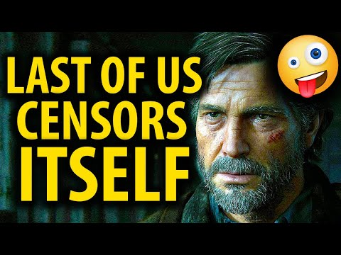 Sony & Naughty Dog Censor Themselves Over Last of Us 2 Leaks🤣