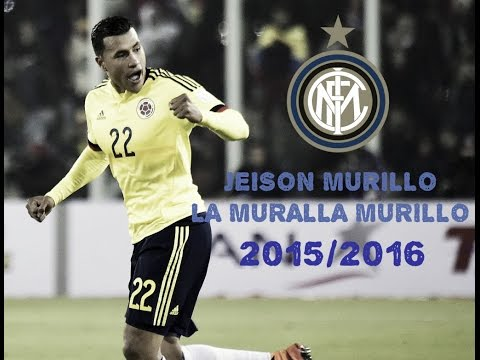 JEISON MURILLO • INTER DE MILAN • 2015/2016 • 720p [HD]