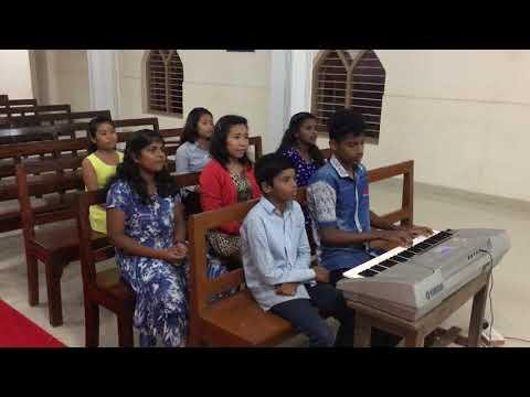 Trails dark on every hand - Seventh Day Adventist English Church Kottarakara - Christian Chorus