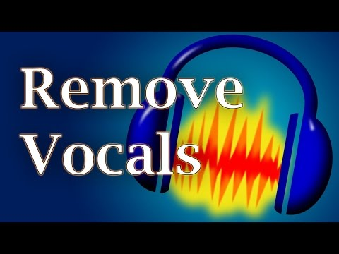 How to Remove Vocals From a Song! [ 100% Working ]