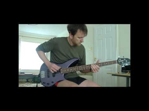 Sir Duke on my new (to me) Yamaha RBX270 bass