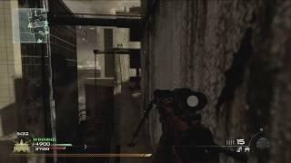 Call of Duty Modern Warfare 2 :: Team Deathmatch 6 (Intervention)
