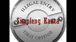 simpleng kanta by illegal entry