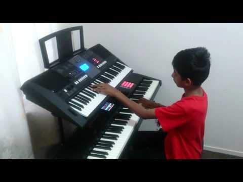 Malare Ninne Kanathirunnal - Keyboard cover