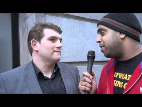 JOHN McDERMOTT INTERVIEW FOR iFILM LONDON / PRICE v McDERMOTT