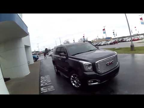 Used GMC Denali Features & Walkaround Review - Heritage Ford - Corydon, IN