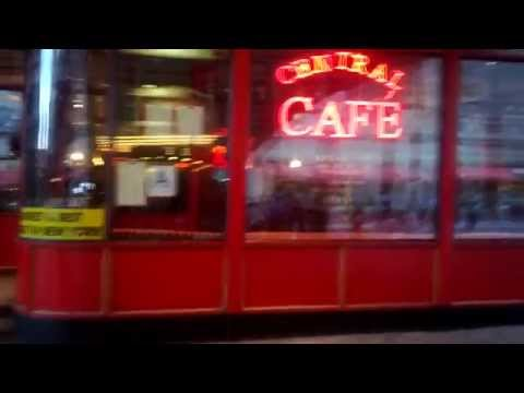 Pershing Square Central Cafe Across Grand Central Station New York City, New York