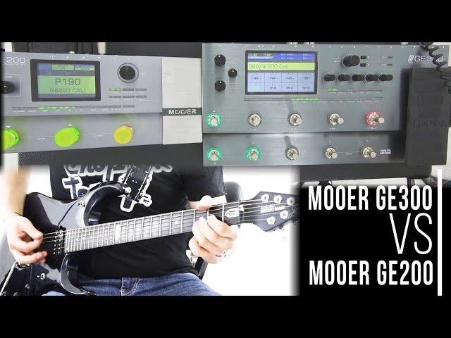 Mooer Ge300 Manual