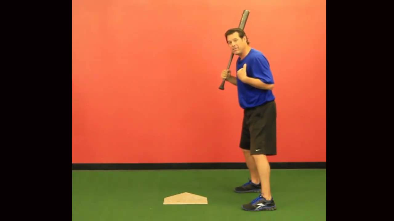 How To Hit A Baseball The Stride By Gregg Jefferies