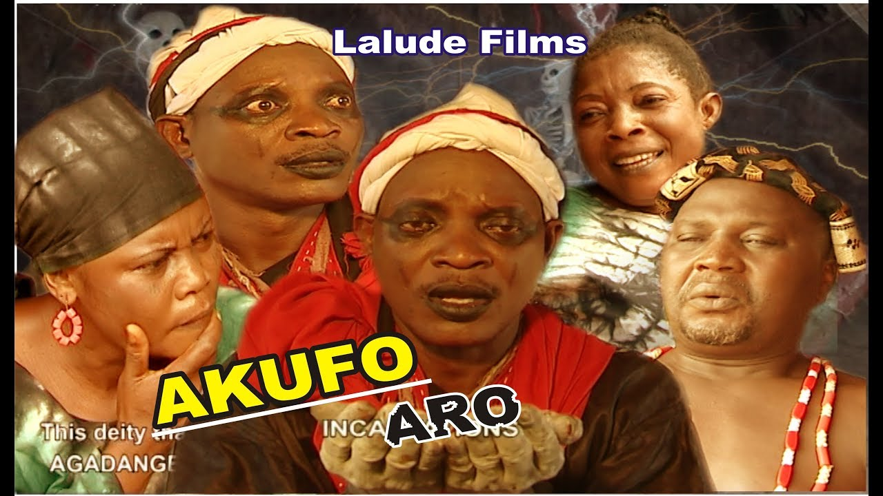 Download Lalude Films. AKUFO ARO EPISODE 2-  Lalude, Iyabo Oko, Alapinni,Abeni Agbon and Others.Latest 2017.