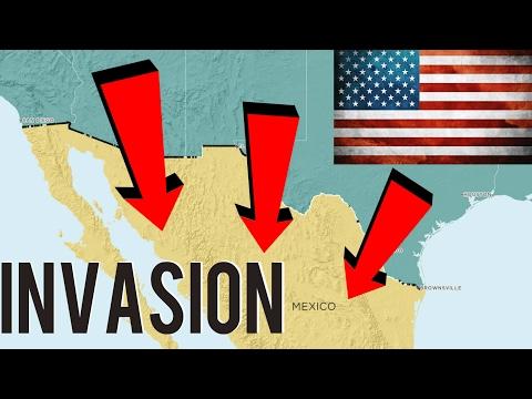 Resultado de imagen para ESTADOS UNIDOS INVADE A MÉXICO 2017