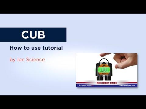 Cub personal PID monitor - Tutorial