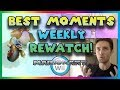 Troy Reacts to ALL [MKWii] Best Moments Weekly Videos
