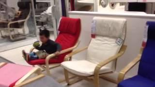 Lucas At Ikea