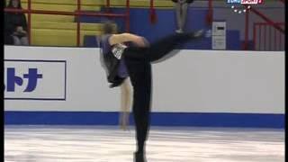 Jason Brown - 2013 World Junior Championships - Exhibition