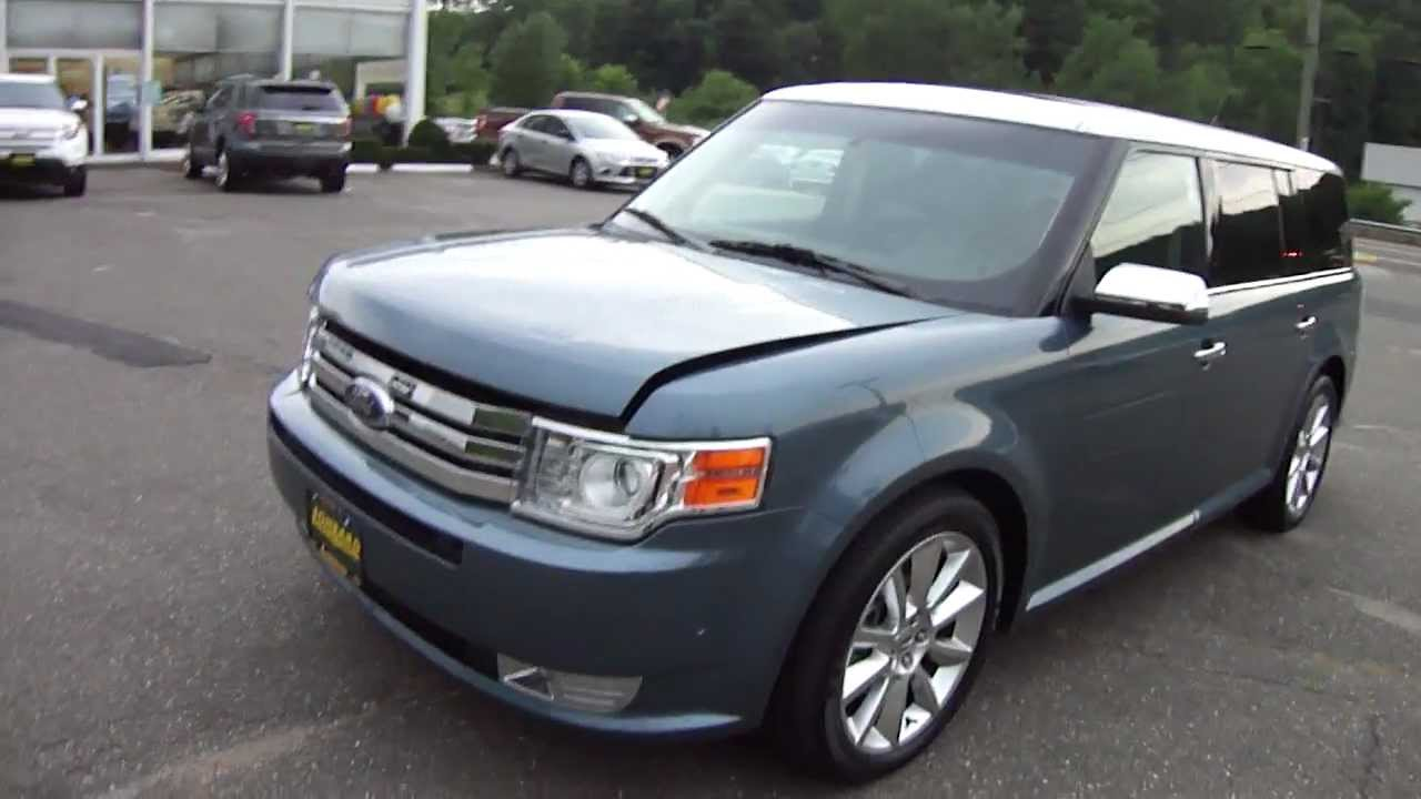 2010 ford flex limited w ecoboost
