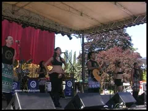 TE VAKA - KI TE LA Live at the WOMAD USA World Music Festival