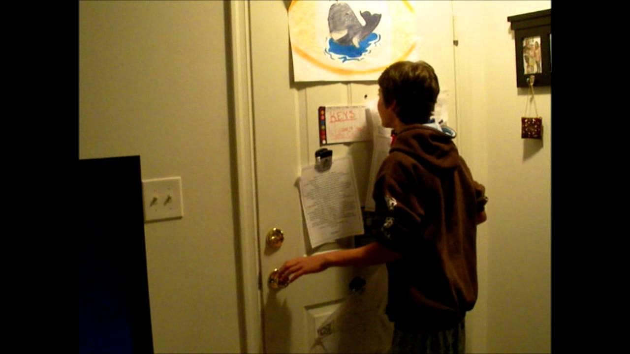 Never open the door to Strangers & Never open the door to Strangers - YouTube