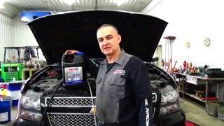 2012 Chevrolet Suburban Transmission Flush