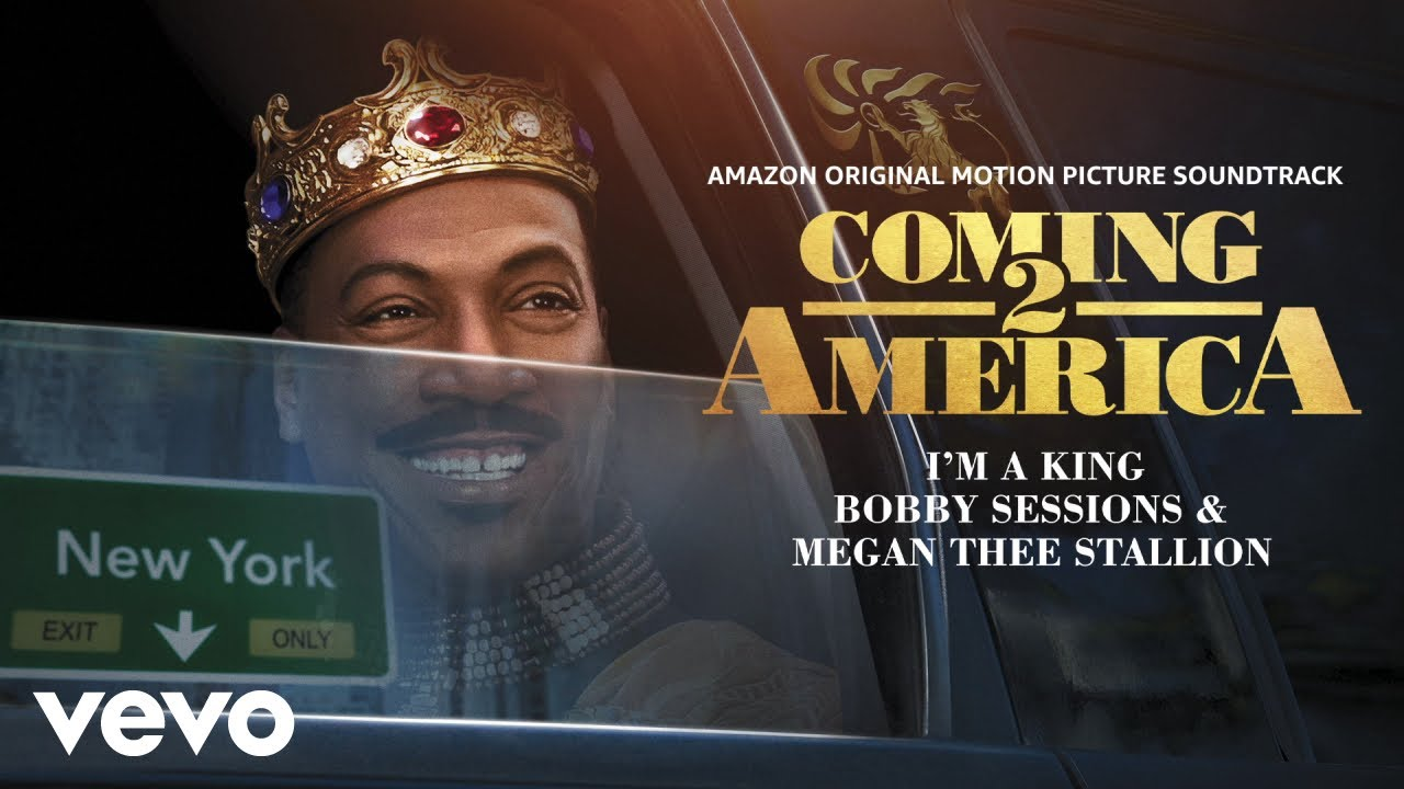 Bobby Sessions, Megan Thee Stallion - I'm A King (Audio)