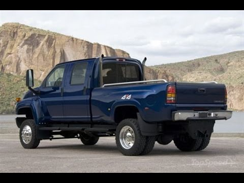 2003 - 2009 Chevrolet Kodiak - YouTube
