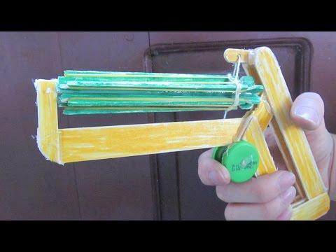 Full download comment faire un super lastique pistolet avec 6 baril un pistolet jouet - Comment fabriquer un pistolet ...