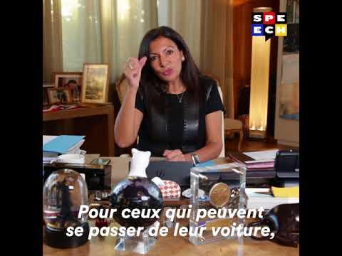 La Speech Interview de Anne Hidalgo