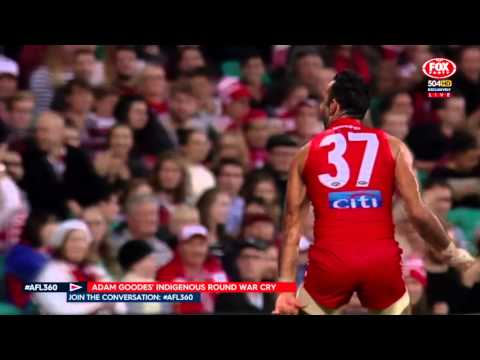 AFL 360 discuss Adam Goodes' dance Indigenous Round 9 2015 thumbnail