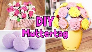 DIY MUTTERTAG GESCHENKE - Einfach & Günstig! Darüber freut sich JEDE Mama! TheBeauty2go