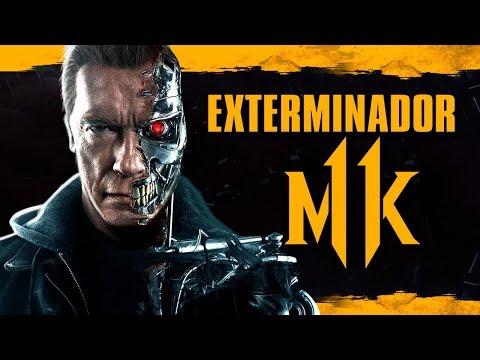 Exterminador do Futuro no Mortal Kombat 11 e informações sendo roubadas no IPhone thumbnail