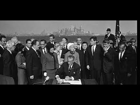 1965 Immigration Act & the Western United States Preview
