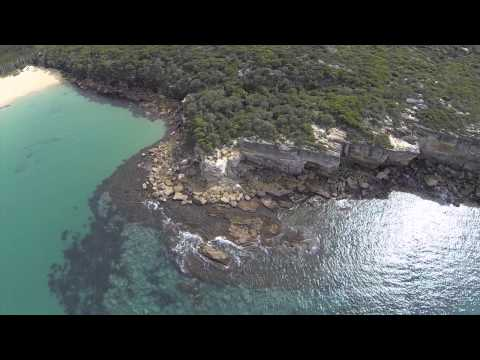 Royal National Park Drone Video