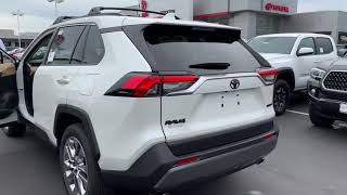 2019 Rav 4 Limited, just about loaded!