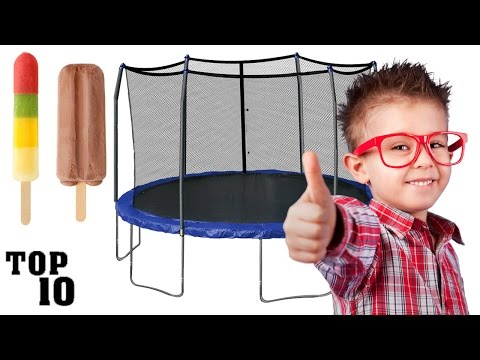 Top 10 Inventions Made by Kids
