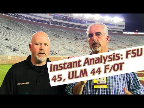 Analysis After Near Scare For FSU In Overtime Vs. ULM