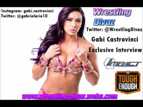 Gabi Castrovinci AKA Raquel Interview
