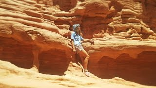 Coloured Canyon In Egypt Sinai   Clean Up