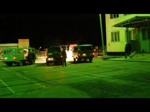 После бойни в воинской части семь солдат с нервным срывом отправлены в госпиталь