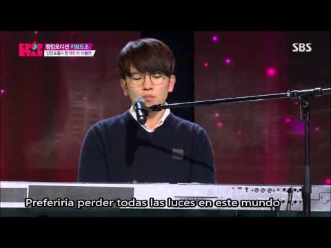 Lee Bong Yeong 이봉연 - Your Scent by Yoo Young Jin (Sub Español) #KpopStar4