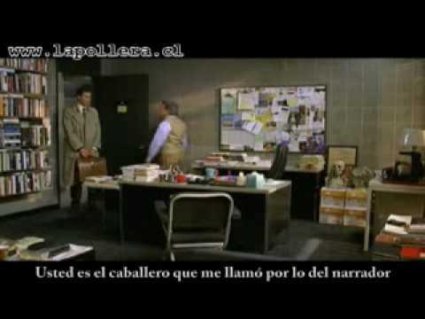 Trailer de Stranger than fiction subtitulos español películas sobre escritores bloqueados