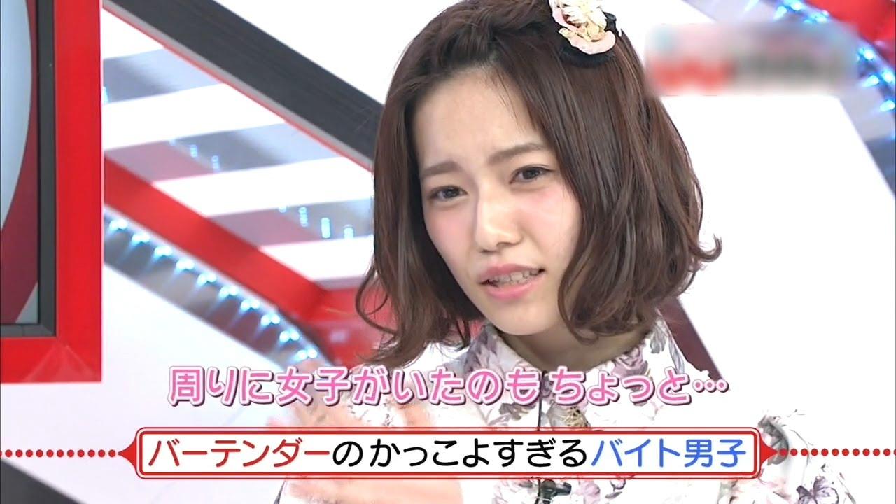 【放送事故】 AKB48 ぱるる ナメた態度にロンブー淳ブチ切れ 「身長170以下の男は無理」 島崎遥香