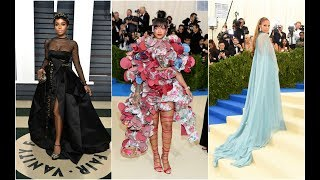 BEST FASHION MOMENTS IN 2017