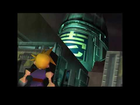 Final Fantasy VII: Local Idiot Attempts To Record Footage - Part 1