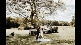 A Beautifully Southern Fall Wedding! | Ben and Jencie
