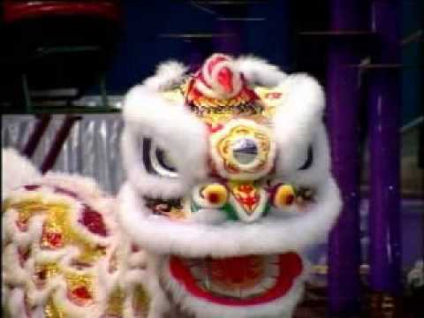 Finalist 1 - ShanDong Lion Dance, CHINA.