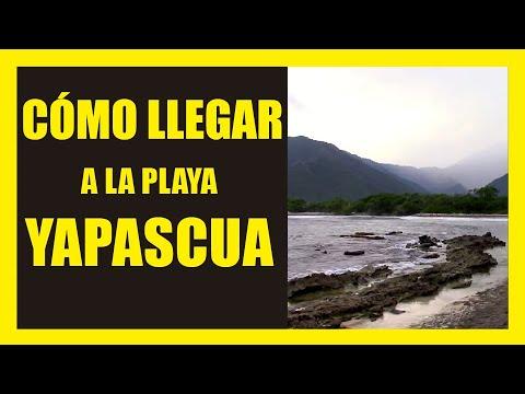 Playa Yapascua, Estado Carabobo, Venezuela.