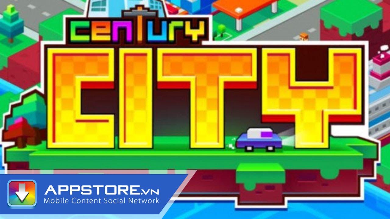 [Game IOS] Cenlury City – Xây dưng thành phố – AppStore.Vn